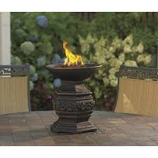 Outdoor Propane Firepit Propane Firepit Outdoor Tabletop Urn Gas Propane Pit
