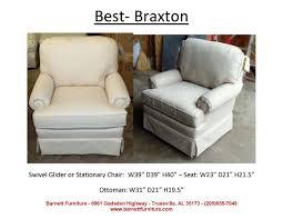 Best Chairs Glider Barnett Furniture Swivel Swivel Gliders