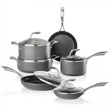 pantry chef cookware chef series ii cookware 11 pc set