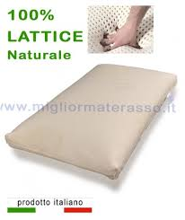 cuscini lattice cuscini lattice naturale prezzi in offerta per guanciali naturali