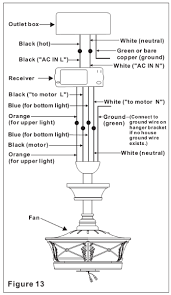 ceiling fan wiring diagram inside fan motor capacitor wiring
