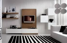 Living Room Simple Decorating Ideas With Fine Wonderful Simple - Simple interior design for living room
