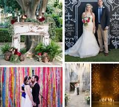 personalised wedding backdrop uk 15 creative wedding cake table backdrops
