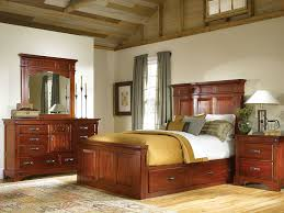 bedroom attractive rustic nightstands for your cozy bedroom ideas