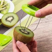 cutter de cuisine vente chaude mini fruits kiwi cutter peeler de trancheuse de cuisine