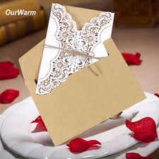 Thailand Wedding Invitation Card Online Buy Wholesale Laser Cut Invitations From China Laser Cut
