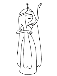 finn and princess bubblegum coloring page bubblegum coloring