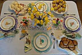 Centerpieces For Kids by How To Make An Easter Tablescape And Easter Centerpiece For Kids