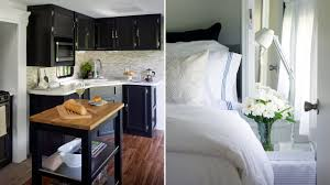 at home interior design interior design a tiny luxurious trailer makeover
