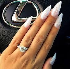 best 20 stiletto nails glitter ideas on pinterest unicorn nail