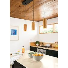 room and board pendant lights grain wood pendants row of three modern pendants modern