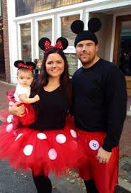 Minnie Mouse Halloween Costume Toddler Tutu Dress Skirt Tutorial Easy Sew