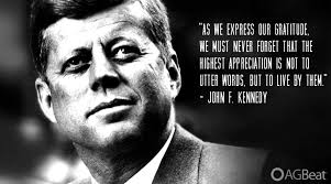 jfk thanksgiving quote thanksgiving quotes