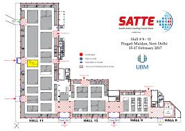 Emergency Exit Floor Plan by Satte 2017 B For