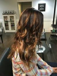 twisted sombre hair warm base color and subtle sombre balayage hair by shannon