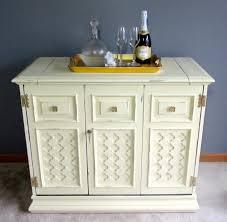 Jasper Kitchen Cabinets Jasper Cabinet Co Vintage Bar Painted In Annie Sloan Cream