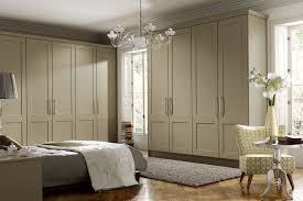 White Fitted Bedroom Furniture Bedrooms Glenvale Design