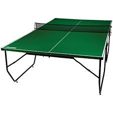 sporting goods ping pong table amazon com franklin sports table tennis table 9 x 5 sports