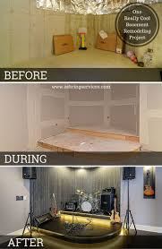 69 best before u0026 after finished basement projects images on