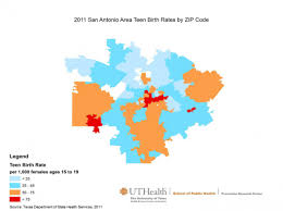 San Antonio Texas Zip Code Map by Texas Teen Birth Rate Maps By Metro Area Prevention Research Center