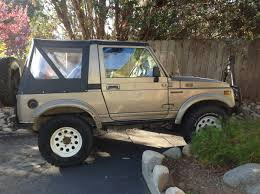 suzuki samurai truck suzuki samurai for sale in california north american classifieds
