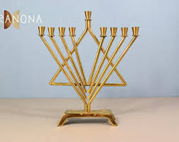 small menorah small menorah etsy