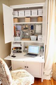 Small Desk With Shelves by 25 Best Small Office Organization Ideas On Pinterest Organizing