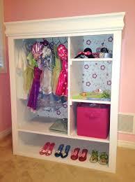 imposing ideas dress up closet diy little s princess home