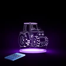lumenico aloka tractor night light reviews wayfair idolza