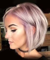hairstyles that have long whisps in back and short in the front 26 cute short haircuts that aren t pixies textured bob bobs and