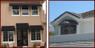 Awning Style Windows Window Awnings Custom Fixed And Retractable Riverside San