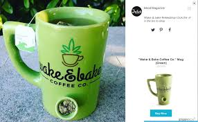 and bake mug bake coffee co awesome bong mug steemit
