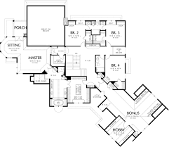 European Home Floor Plans European Style House Plan 5 Beds 5 5 Baths 6020 Sq Ft Plan 48 365