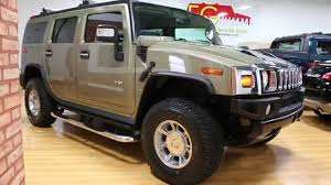 2006 hummer h2 for sale tow chrome steps 3rd row low miles dual