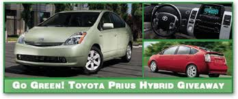 win a toyota prius voip ip communications conference telephony conference
