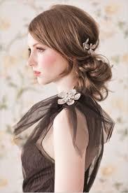 bridal hairstyle updo bridal updo wedding hairstyle for medium