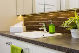 what color goes with brown bathroom cabinets feng shui tips for choosing bathroom colors lovetoknow