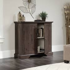 Accent Cabinets by Sauder New Grange Accent Storage Cabinet Multiple Finishes