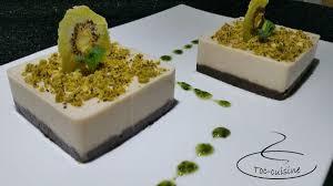 Toc De Cuisine - gâteau citron choco ou l expérience de la cuisine crue toc