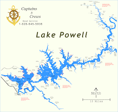Meandering Stream Related Keywords Amp Suggestions by Lake Powell Us Map