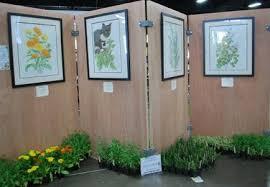 art show display lighting museum exhibit walls non warping patented honeycomb panels and
