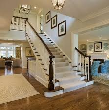 Interior Design Stairs by Best 25 Entryway Stairs Ideas On Pinterest Foyers Home