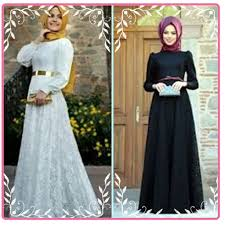 dress pesta gaun pesta muslimah android apps on play