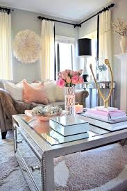the secret to coffee table decorating black curtain rods black