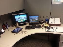 Office Desk Decoration Best Office Desk Office