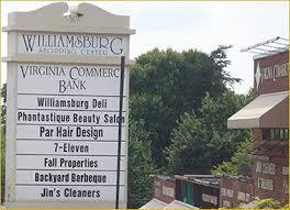 Backyard Bbq Arlington About The Williamsburg Shopping Center In Arlington Virginia A