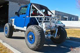 jeep rock crawler buggy 1987 suzuki samurai trail slayer buggy turn key custom 4x4 2 0l