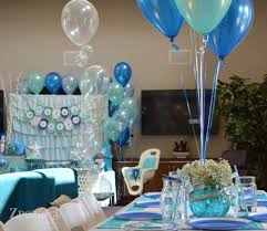 whale baby shower ideas whale theme the sea birthday party ideas photo 5 of 16