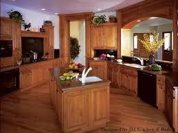 Kitchen Design Black Appliances Brilliant Kitchens With Black Appliances And Hardwood Floors Dark