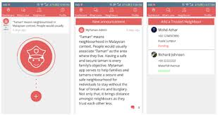 redtone security is just a tap away with this m u0027sian iot app